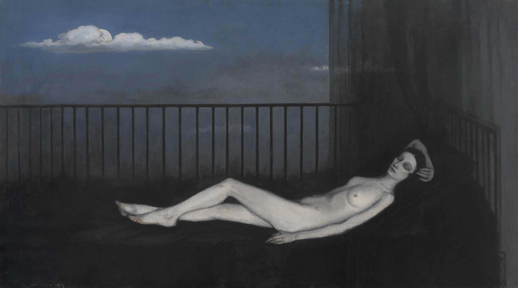 The Weeping Venus, 1916-1917